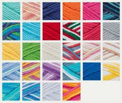Proper Red Heart Yarn Colors Caron Simply Soft Color Chart