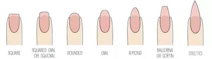 What Is A Good Formal Office Look For Nail Shape And Color