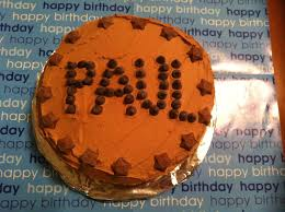 Fiona Cairns All In One Chocolate Cake For Sir Paul Mccartneys