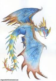 dragonrider02 deviantart art httyd deadly