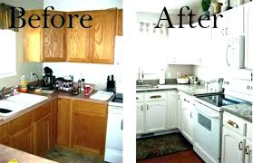 Average Cost To Reface Kitchen Cabinets Magnificent How To Refinish Kitchen Cabinets Cabinet Refacing Company Refacing