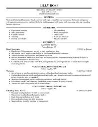 Good Resume Examples Retail Best Retail And Restaurant Associate Resume Example Livecareer