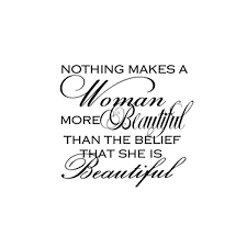 Great Quotes On Beauty Best Of Nothing Makes A Woman More Beautiful Legends Quotes