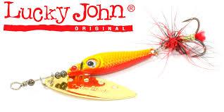 <b>Блесна Lucky John Train</b> Blade Round