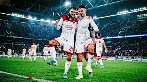 Founded in 1895, fortuna entered the league in 1913 and was a fixture in the top flight from the early 1920s up to the creation of the bundesliga in. Bundesliga Erik Thommy Fortuna Dusseldorf Belong In The Bundesliga