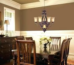 kitchen table chandeliers wonderful dining room table chandeliers