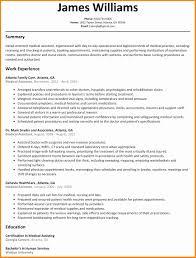 Medical Support Assistant Resume Medical Support Assistant Resume EssayscopeCom 11
