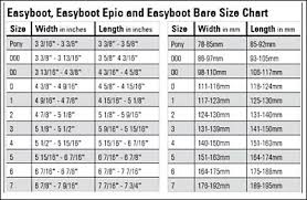 Easyboot Epic Size Chart Best Picture Of Chart Anyimage Org