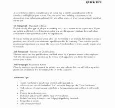 Cover Letter Unsolicited Template Application Sample Pdf For Fresh
