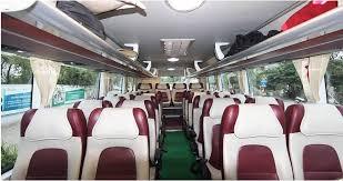 bus pour Cat Ba