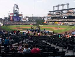 Coors Field Section 130 Seat Views Seatgeek