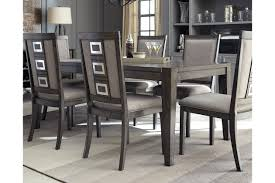 gray dining room furniture. Images. Chadoni Dining Room Table Gray Furniture T