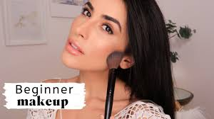 How to Apply <b>Makeup for</b> Beginners (step by step) - YouTube