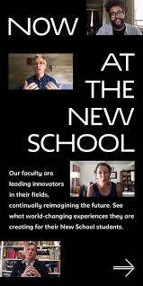 Whether your goal is to teach music, take first chair in a symphony orchestra, or. A University In New York City The New School