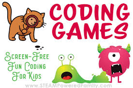 Fun Code For Kids Activity Packs Coding Cats And Coding Monsters