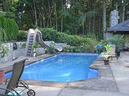 carmel pool shape