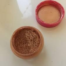 peaches and cream eyeshadow pigment 0