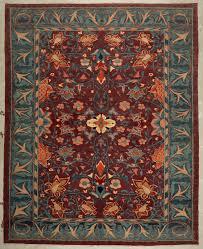 arts crafts rug turkey 10 6 x 13 1