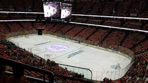 Honda Center Section 406 Row C Seat 16 Anaheim Ducks