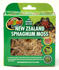 zoo med s new zealand sphagnum moss is preferred over any other type of moss for terrarium use due to its unique softness and amazing moisture holding