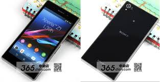 sony xperia z1 white. sony\u0027s xperia z1 flagship has leaked again in pictures, this time with high-res shots of both white and black variants sony