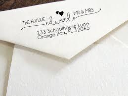 Address Stamp Custom Personalized Self Inking Family