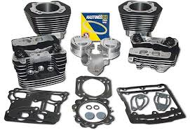 high performance top end kits for harley davidson twin cam engines