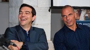 """Résultat de recherche d'images pour """"tsipras varoufakis"""""""