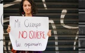 Resultado de imagen para Las mujeres latinoamericanas no toleran los piropos