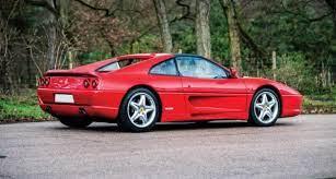 1995 Ferrari F355 F355 Gts Classic Driver Market