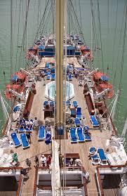 Mit Der Star Flyer In Die Karibik Kreuzfahrt Auf Einem Großsegler