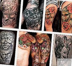 Top 9 Mask Tetování Vzory A Obrázky Styly V životě Tetovací Vzory