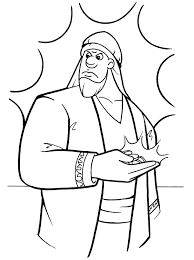 The Parable Of The Talents Coloring Page