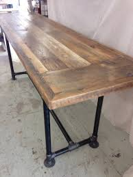 Industrial Counter Height Dining Table Counter Height Table Etsy