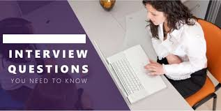 Scholarship Interview Questions The Interview Question You Should Always Expect