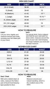 Extra Large Size Chart Usa Size Chart Hollywood Leather Jackets