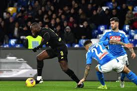 Serie A: Napoli-Inter 1-3, Lukaku e Lautaro riprendono la ...