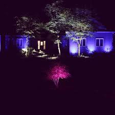 Color Changing Landscape Lights Colored Led Lighting Services In Evansville Newburgh