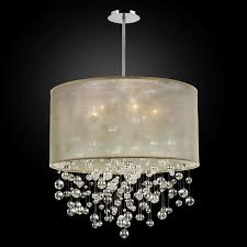 black drum shade crystal chandelier small double white with crystals large size of industrial desk lamp contemporary pool tables mid century