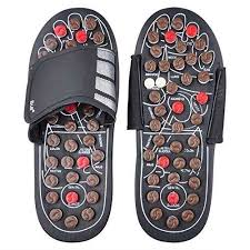 Buy HI5 Foot Massage Slippers Health Shoe <b>Sandal</b> Massages ...