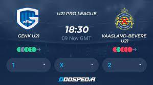 Genk U21 - Waasland-Beveren U21 » Live Stream & Ticker + Quoten,  Statistiken, News