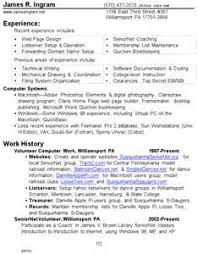 example resume for railroad job railroad resume examples livecareer