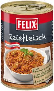 FELIX Rice meat 400g - Ready Made Meals - Retail - FELIX