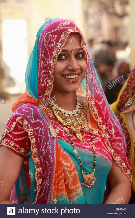 rajasthani girls marriage