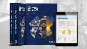 Military Pay Chart 2006 Officer The Military Balance 2019 Order Now
