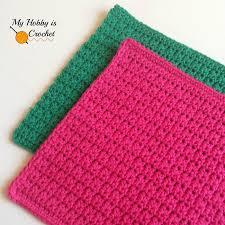 Crochet Pattern Charts Free My Hobby Is Crochet Easy Crochet Dishcloth Free Crochet