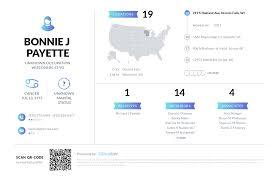 Bonnie J Payette, (920) 826-6473, 219 S Oakland Ave, Oconto Falls ...
