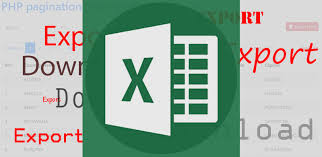 Phpexcel Chart Documentation Export An Excel File With Phpexcel Learncodeweb
