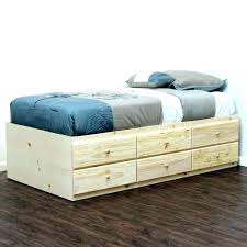 white twin storage bed. White Wood Twin Bed With Storage Headboard Natural