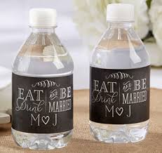 wedding bottle label personalized water bottle labels wedding water bottle labels
